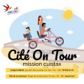 "Cité On Tour - mission cuistax Let's go ""on tour !"" !"