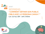 "WORKING ""Comment définir son public cible avec le persona canva ?"""